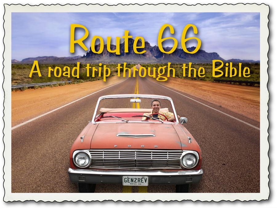 66 A Road Trip Through the Bible